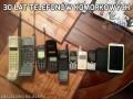 30 lat telefonów komórkowych