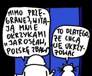 Jarosław Polskę zbaw