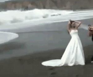 Ślub na fali