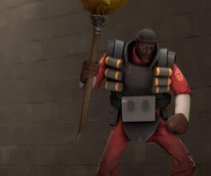 Gdyby drwiny w Team Fortress 2 były bardziej realistyczne