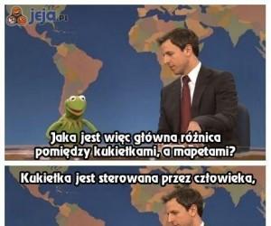 Kermit to nie jest żadna fikcja