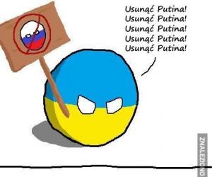 Usunąć Putina