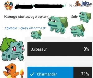 Bulbasaur forever alone