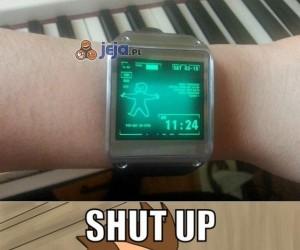 Falloutowy zegarek