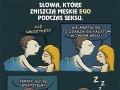 Słowa, które zniszczą męskie ego podczas seksu
