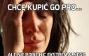 Chcę kupić Go Pro...