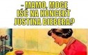 Koncert Justina Biebera