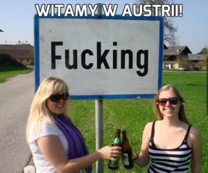 Witamy w Austrii!