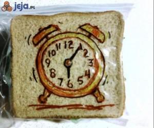 Szkolne kanapki od taty rysownika