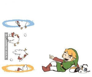 Co Link robi dla zabawy