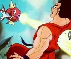 Yamcha - najpotężniejsza postać z anime