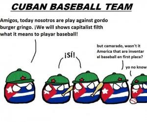 Drużyny baseballowe z całego świata