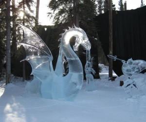 Pojedynek z lodowym smokiem