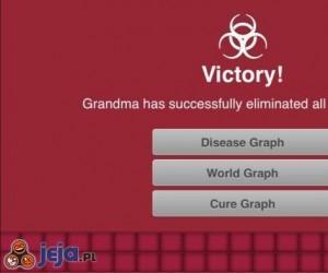 Wielkie dzięki, babciu