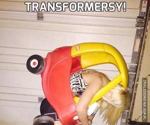 Transformersy!