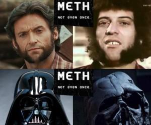 Nie bierzcie narkotyków, dzieciaki...