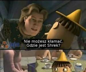 Sprytny Pinokio