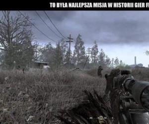 Najlepsza misja w historii gier FPS