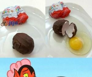Jajko z niespodzianką