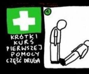 Kurs pierwszej pomocy cz. 2