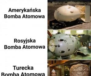 Polska natomiast korzysta z Atomowych Parasoli