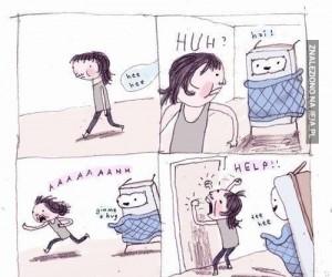 Moje życie łóżkowe w jednym komiksie
