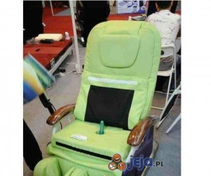 Krzesło do masażu
