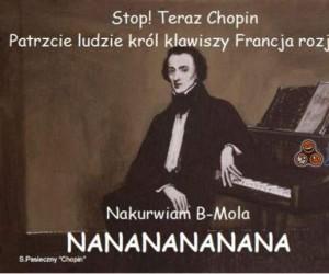 Stop! Teraz Chopin!