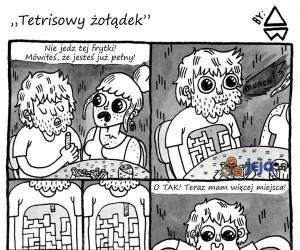 Tetrisowy żołądek