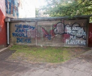 Poetyckie graffiti