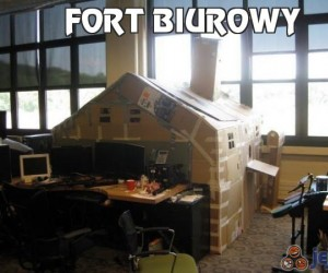 Fort biurowy
