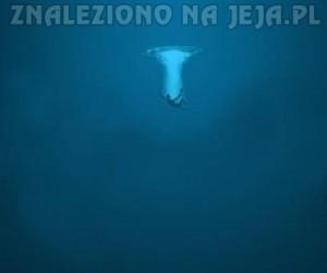 Dlatego nie lubię głębin