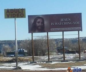 Jezus widzi wszystko