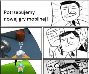 Nowa gra mobilna