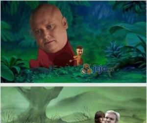 """""""Gra o tron"""" w wersji Disneyowskiej"""
