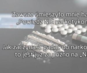 Powiedz NIE narkotykom!