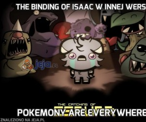 The Binding of Isaac w innej wersji