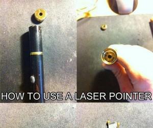 Jak przy użyciu wskaźnika laserowego ulepszyć zbliżenie w telefonie