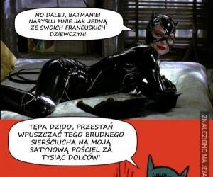 Batman perfekcjonista