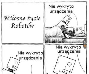 Miłosne życie robotów