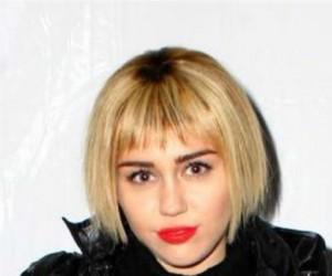 Nowa fryzura Miley kogoś mi przypomina