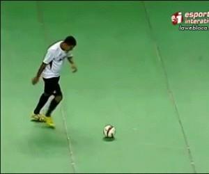 Gol w pięknym stylu