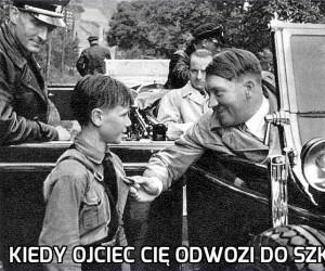 Jestem z Ciebie dumny synku