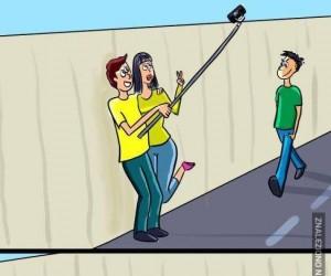 Jak używać kijka do selfie