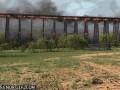 Niszczycielski pożar