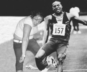 Mosh Girl na olimpiadzie