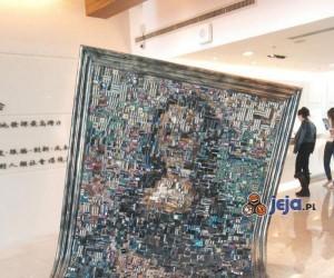 Mona Lisa z płyt głównych