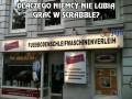 Dlaczego Niemcy nie lubią grać w scrabble?