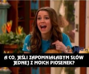 Miley przewidziała przyszłość...
