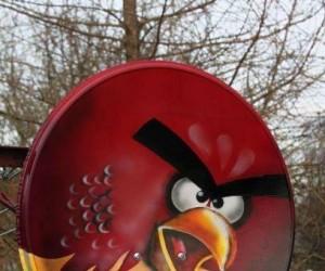 Satelita Angry Birds